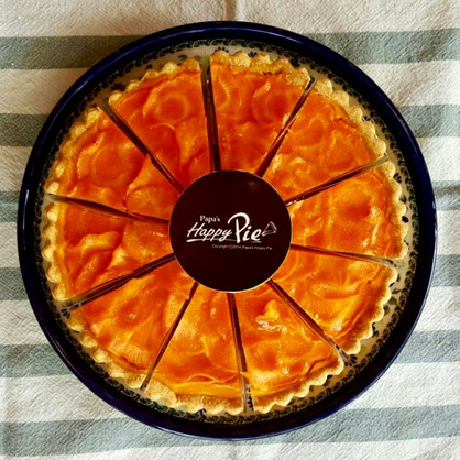 Jeju Carrot Pie