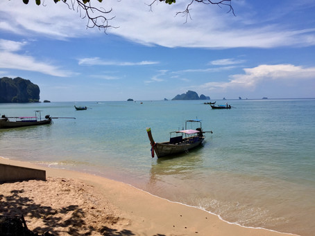 Four Things to Consider Before Traveling to Thailand