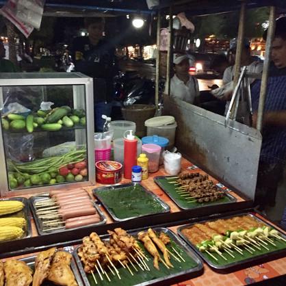The Street Food Is Good