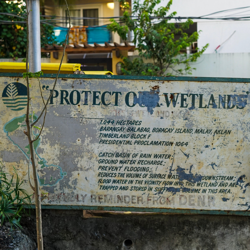 Protect Our Wetlands