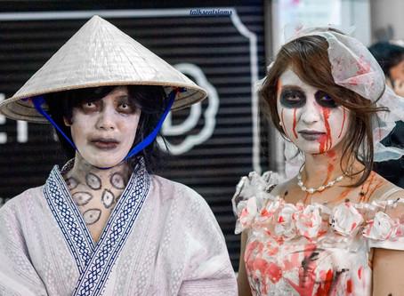 Surviving Halloween in Tokyo