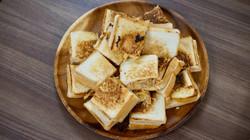 Grilled Cheese Pork Sandwiches