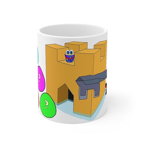 Sandcastle Codes Mug