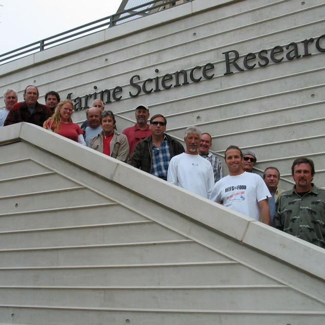 Marine Science Research