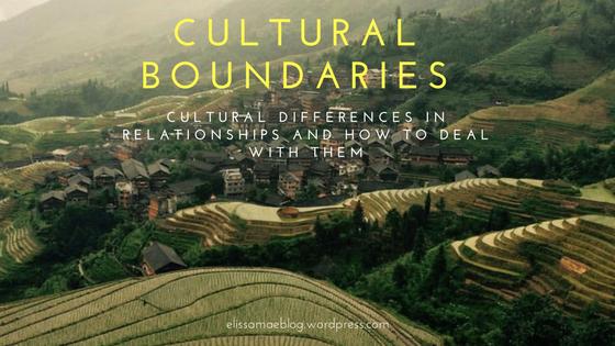 Culture Boundaries