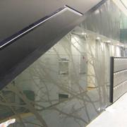 montage glasfolie