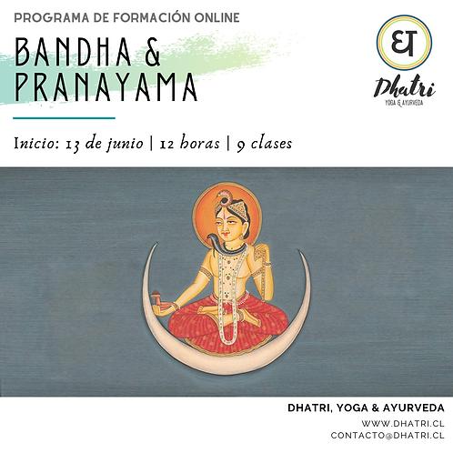 """Curso """"Bandha & Pranayama"""""""