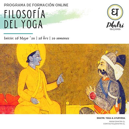 """""""Filosofía del Yoga"""""""