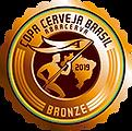 Escarlate Medalha de Bronze Copa Ceveja Brasil 2019
