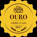 Medalha de Ouro Copa da Cerveja de Porto Alegre 2017