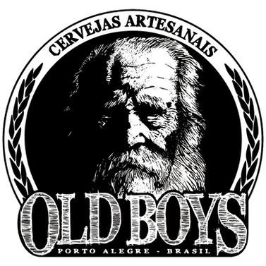 old boys logo logotipo