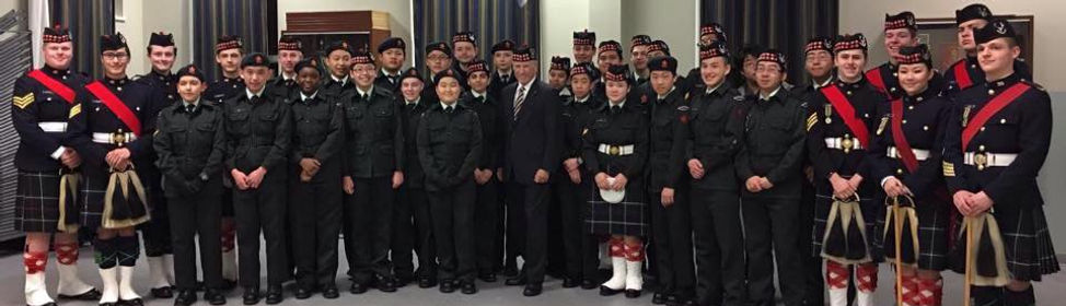 About Cadets | 2893seaforth