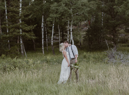 How to Elope in Rocky Mountain National Park