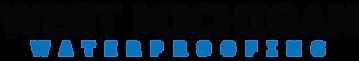 West Michigan Waterproofing Logo