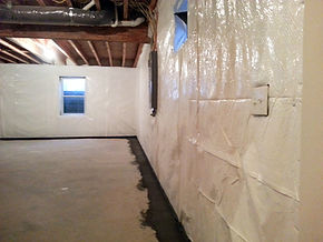 Quality basement waterproofing - Grand Rapids