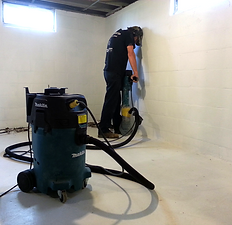 Clean basement waterproofing - Grand Rapids
