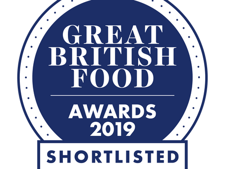 Surprise Surprise - 80Noir Ultra Shortlisted for the Great British Food Award 2019