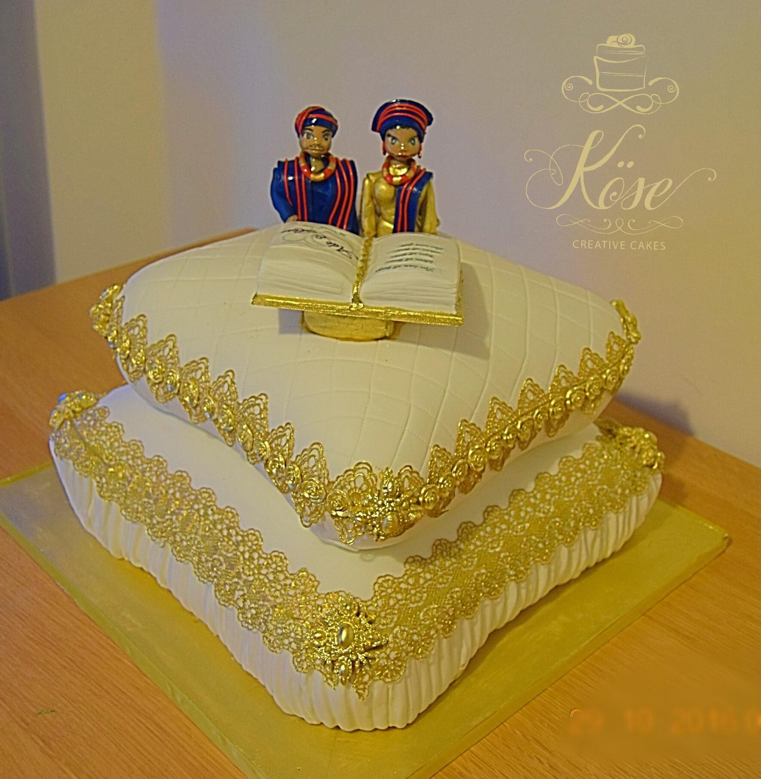 Bespoke Wedding Cakes from Kose Creative Cakes   Order Cakes Online ...