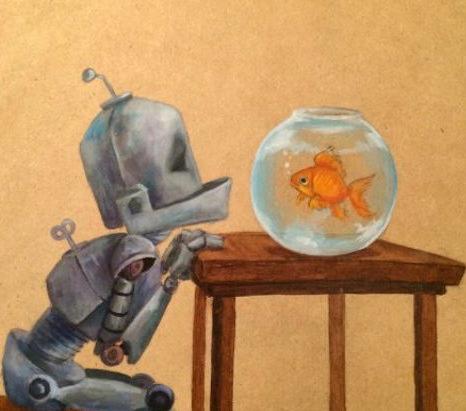 Artist Spotlight - Robots In Rowboats