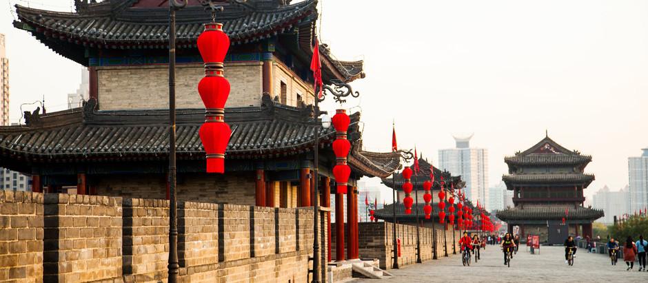 X'IAN (CHINA TRIP PART 2)