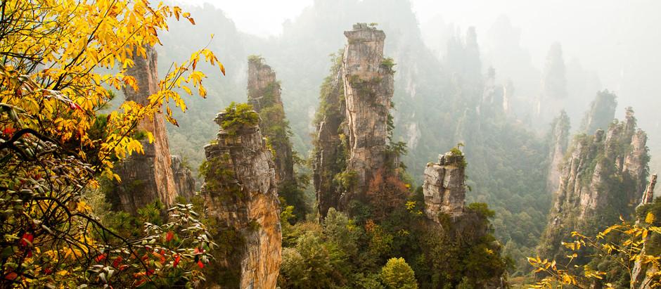 ZHANGJIAJIE (CHINA PART 3)