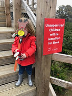 A fun day out at our tree farm, Christmas Tree Place near Berkhamsted