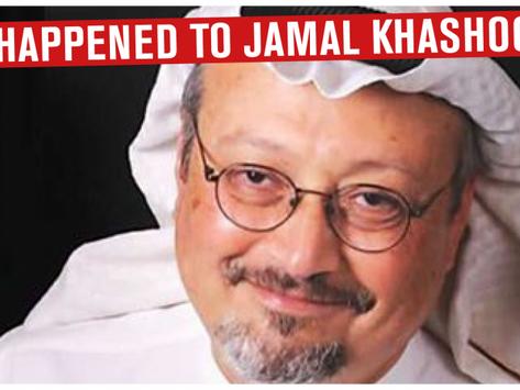 RSF kutsuu Jamal Khashoggin puolison muistotilaisuuteen