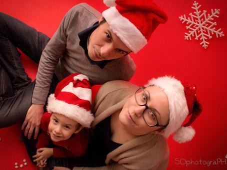 Mini séances de Noël
