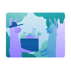 Communicty engagement case study illustration