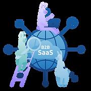 Illustration for HR Management SaaS Marketing Case study