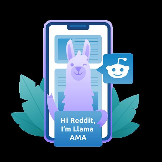 Reddit AMAs and Advertising Illustration