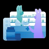 Pharmaceutical Marketing Illustration