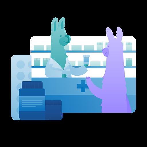 Illustration for Pharmaceutical Marketing Case Study