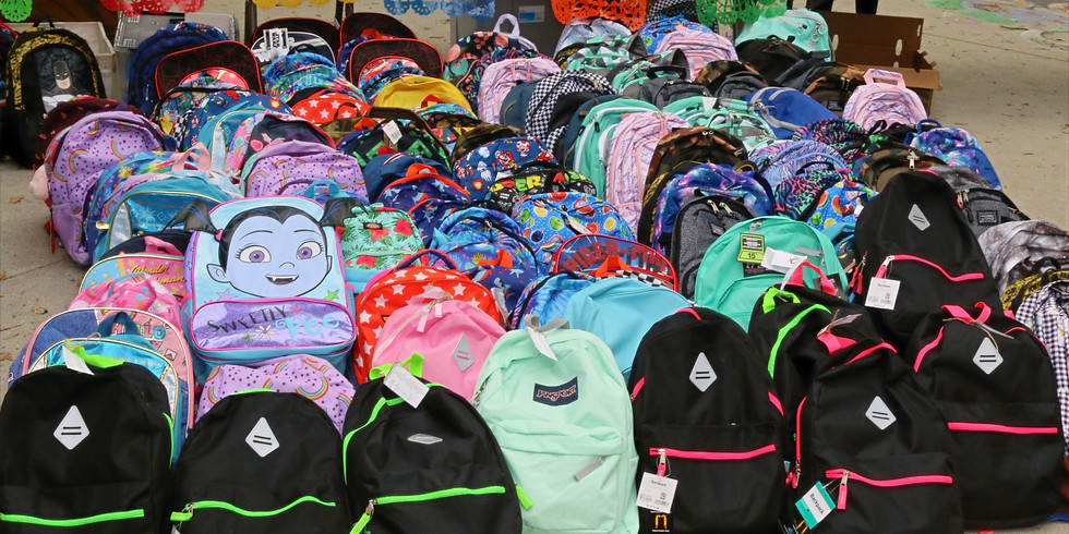 Back to School Supply Drive - Beach Flats Youth