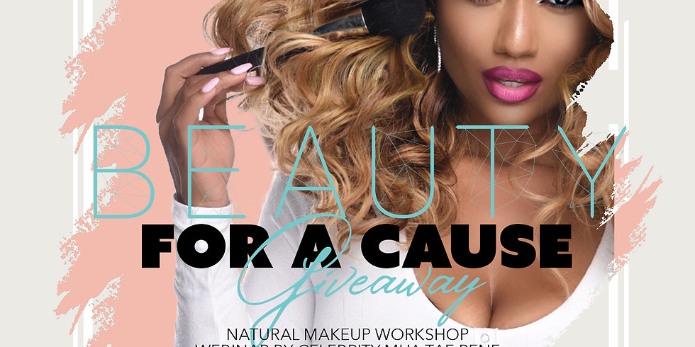 Beauty for a Cause | Natural Makeup Workshop