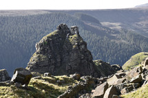 Alport Castles - Peak District