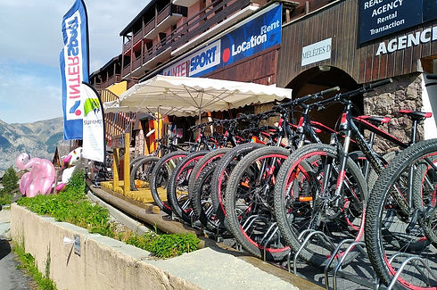 location VTT Intersport Risoul Summit Cu
