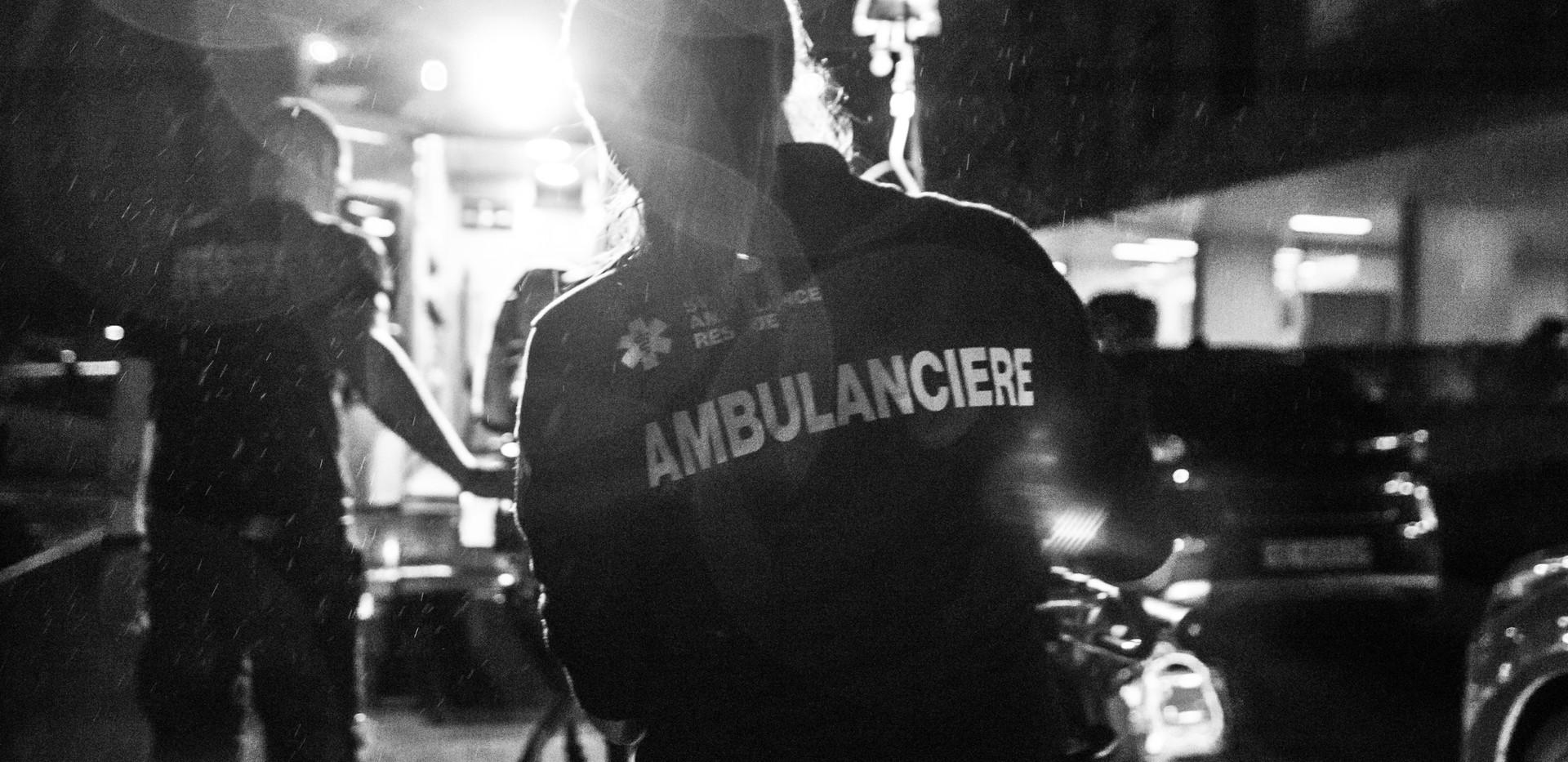 Les ambulanciers - Reportage en cours (2019)