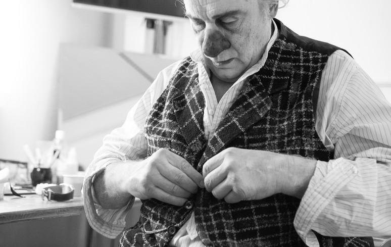 Jacques Weber - Coulisses des Théâtres - 2018