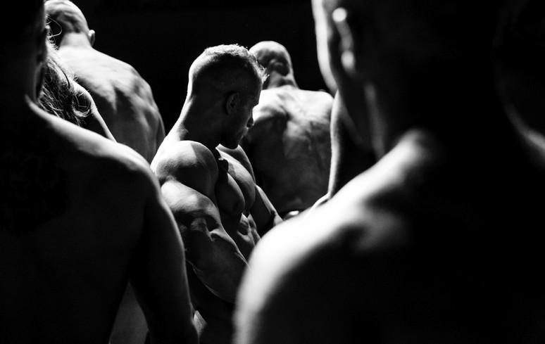 Coulisses du bodybuilding (Suisse) - 2015