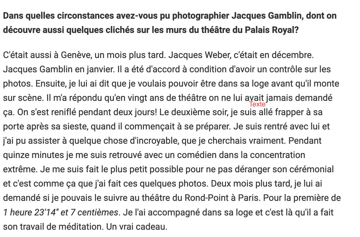 Le Figaro - Aout 2018