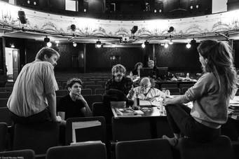 Jean-Michel Ribes et son équipe - Palace (Théâtre de Paris)