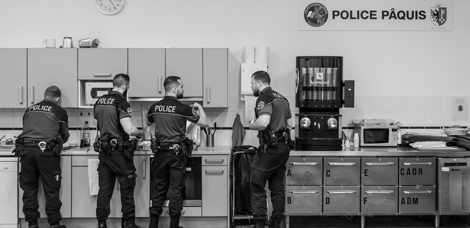 Police (Geneve) - 2018