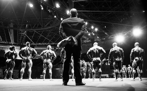 ARNOLD CLASSIC EUROPE 2016 - MADRID