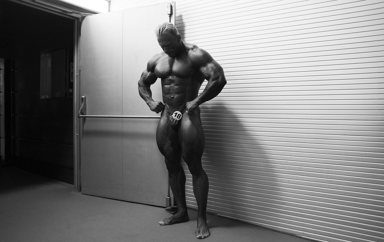 Coulisses du bodybuilding (USA) - 2015