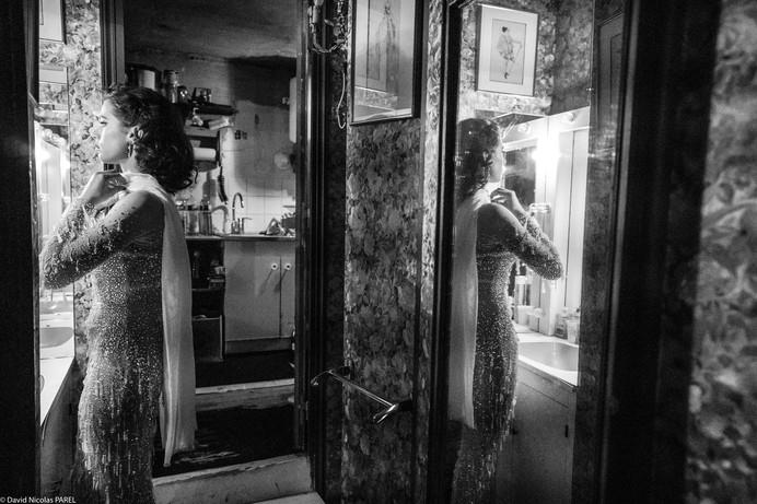 Alice Dufour - 7 ans de Reflexion - Théâtre de Paris