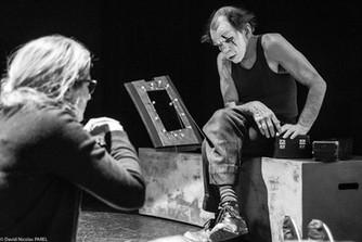 Denis Lavant - Le Sourire au Pied de l'Echelle