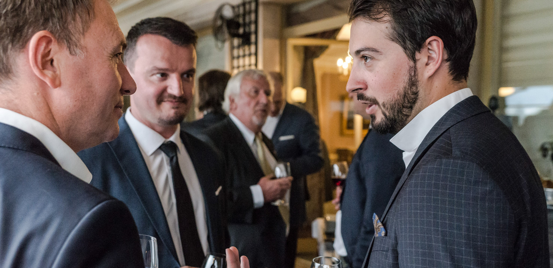 Meeting Alitavia - Mandat pour l'hotel Beau-Rivage (2019)