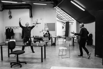 Gilles Cohen - Théâtre du Rond Point - 2019