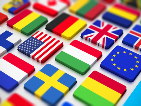 You can't do Global Payroll without Multi-Language Capabilities